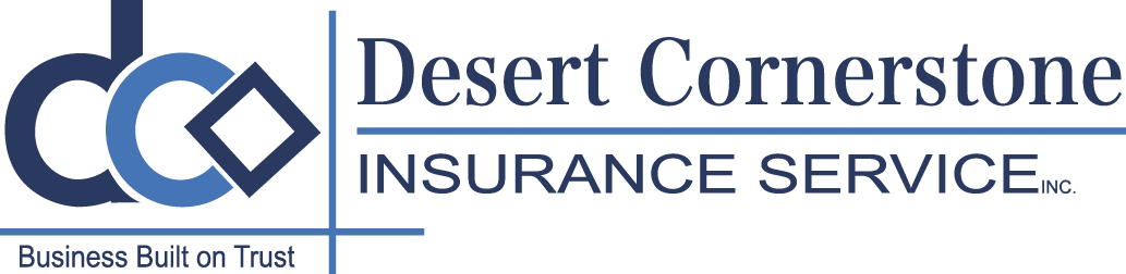 Desert Cornerstone Insurance Logo